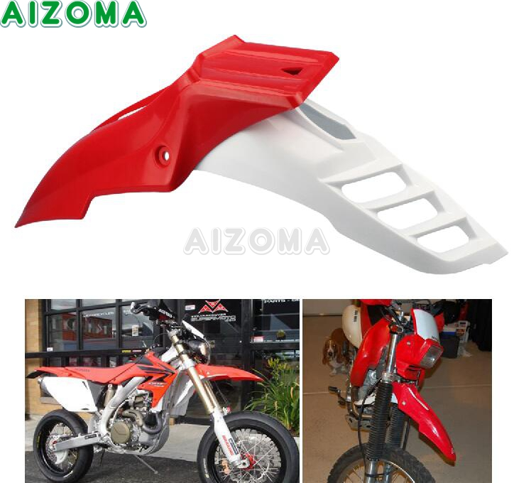 Acerbis Front Fender 2000 CR Red for Honda Off-Road Motorcycles