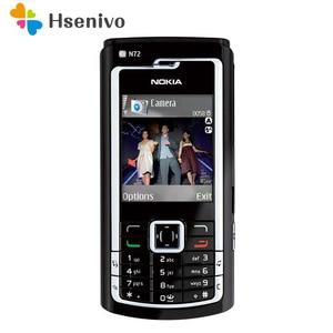 N72 Original NOKIA N72 Mobile Cell Phone