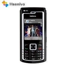 Nokia n72 refurbished-N72 original nokia n72 celular & russo teclado árabe e um ano de garantia frete grátis