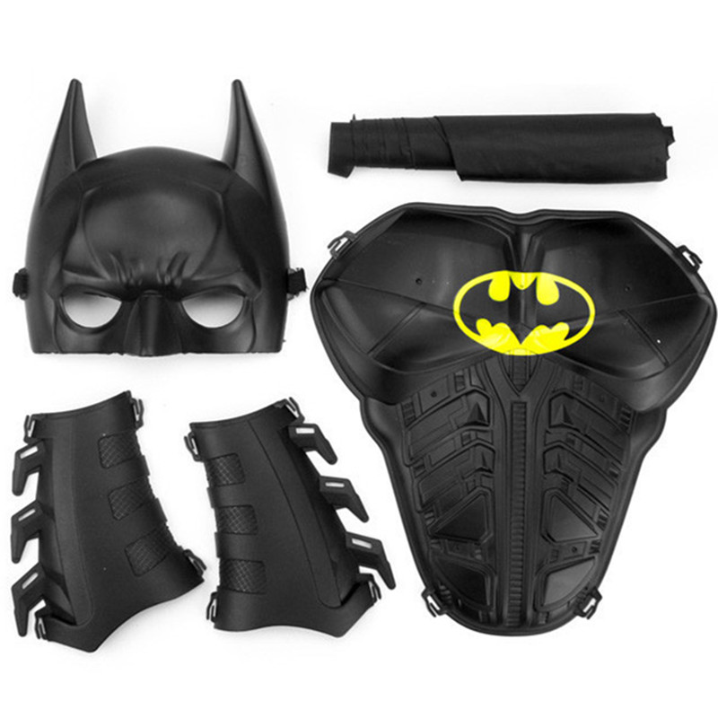 Batman Rüstung Anzug Kostüm sets kinder Weihnachten halloween ...