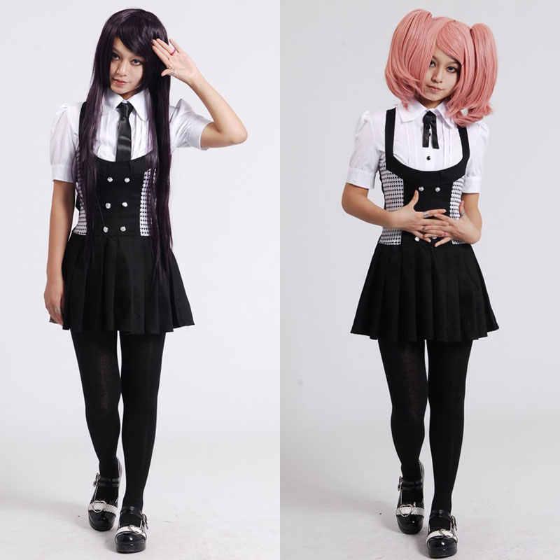 063b2de5f67 Аниме-ину х Boku SS Ririchiyo Shirakiin Косплэй пледы платье полный  комплект (рубашка +