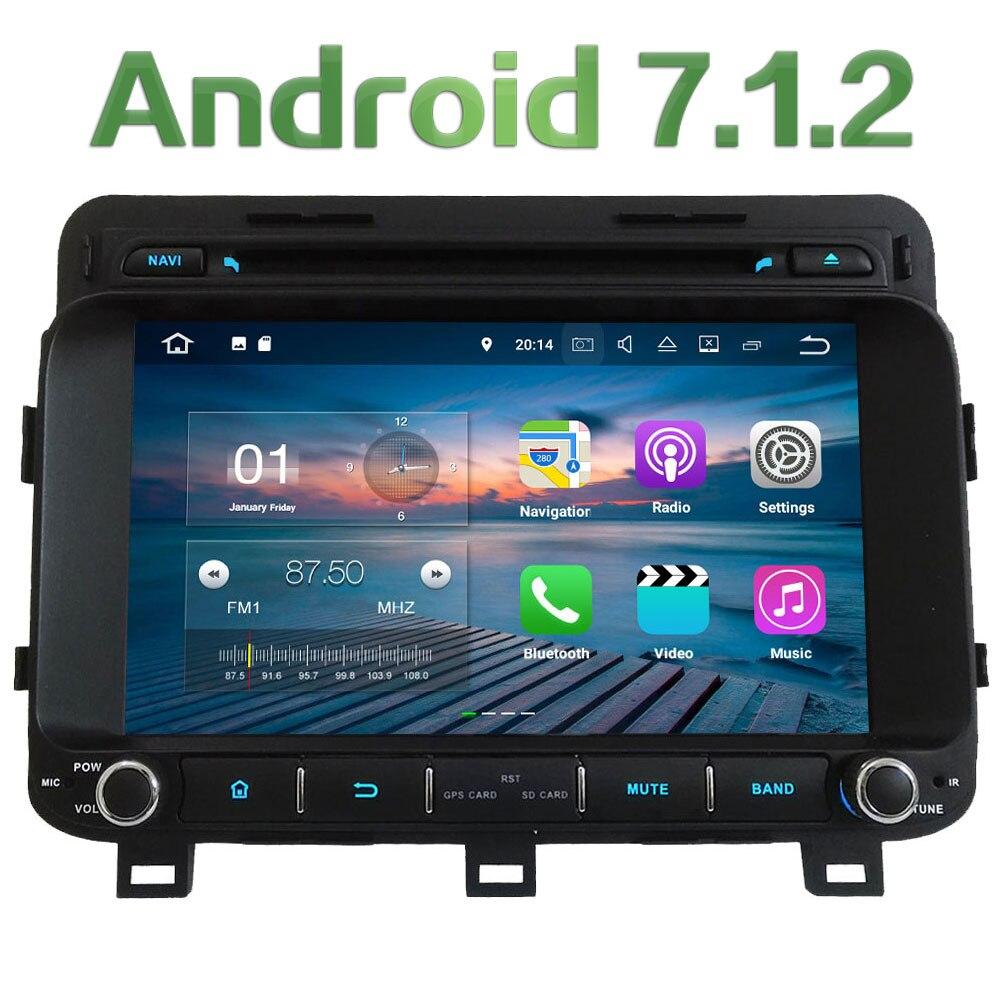 3G 4G WIFI 8 Android 7 1 2 2GB RAM DAB RDS SWC BT Car DVD