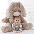 Fancytrader Гигант Поп Аниме Кролик Плюшевые Куклы Большие Мягкие длинное Ухо Кролика Животных Игрушка с Ладан, Роза 2 Размеры доступны