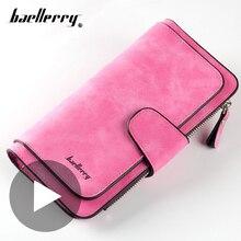 купить Baellerry Phone Clutch Cuzdan Lady Wallet Female Women Purse For Money Bag Zipper Long Card Holder Baellery Walet Vallet Klachi по цене 582.1 рублей