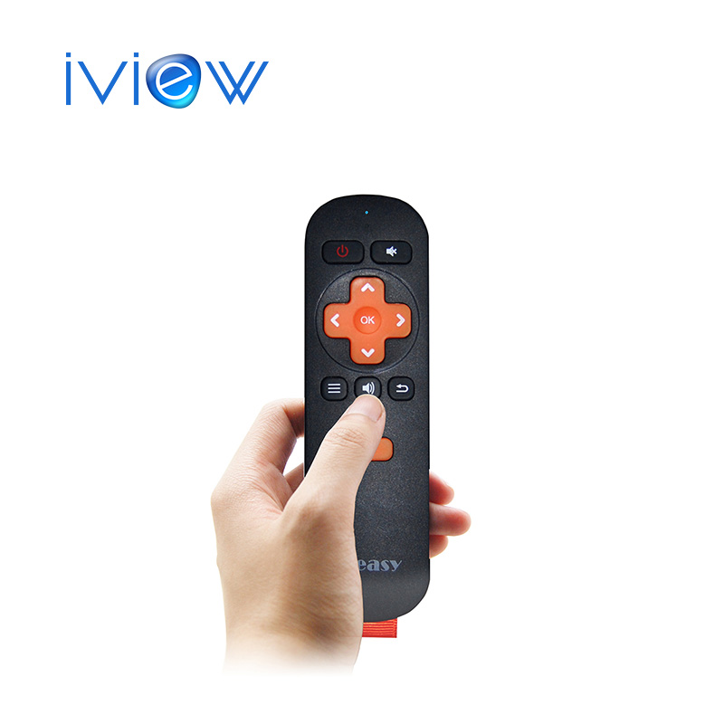 Free Shipping Measy RC6 Air Mouse 2.4G Wireless Keyboard 10M Smart Remote Control For Desktop/Laptop/Number/Tablet Android BOX