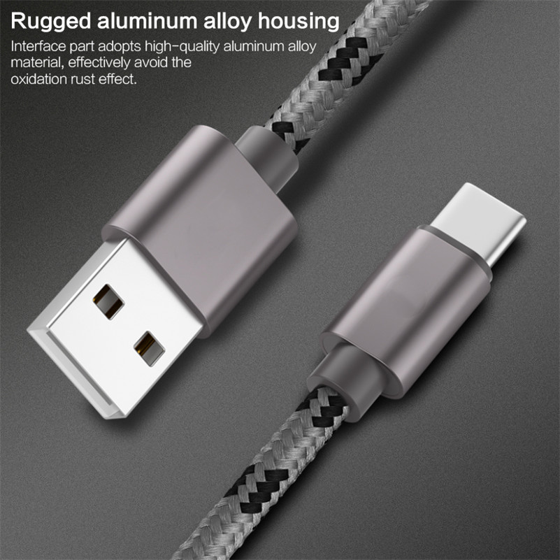 Impartial Fast Charging Usb Type C Cable For Xiaomi Mi 8 Se A2 6x A1 5x Mix 2s Max 3 2 6 Adaptor Usb C Type-c 3.1 Data Cord Phone Charger