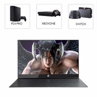 2019 15.6 Inch 4K Touch Game Monitor 3840x2160 HD Screen Display portable Gaming Monitor for PS4 Pro for ns for XBOX ONE X