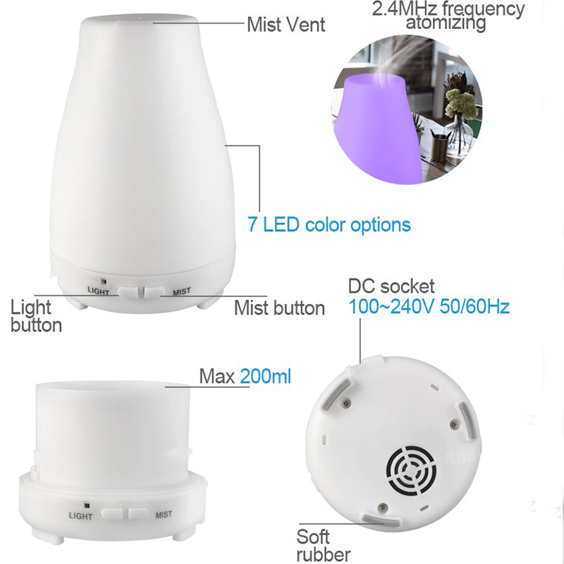 Home, Furniture & DIY Humidifiers Remote Control