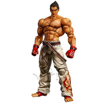 Tekken Tag Tournament 2 Play Arts Kai фигурка Kazuya Mishima фигурка T30