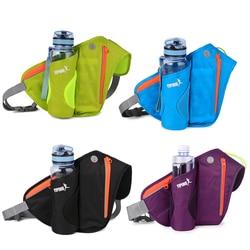 Dropshipping Women Men Marathon Pack Running Water Bag Cycling Hiking Bag Outdoor Sport Light Weight Running Bag