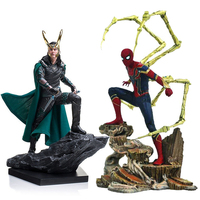 Marvel Comics spiderman Loki Ragnarokr action figure 25cm Avengers Loki Action Figures toy Anime figure Toys For Kids gifts