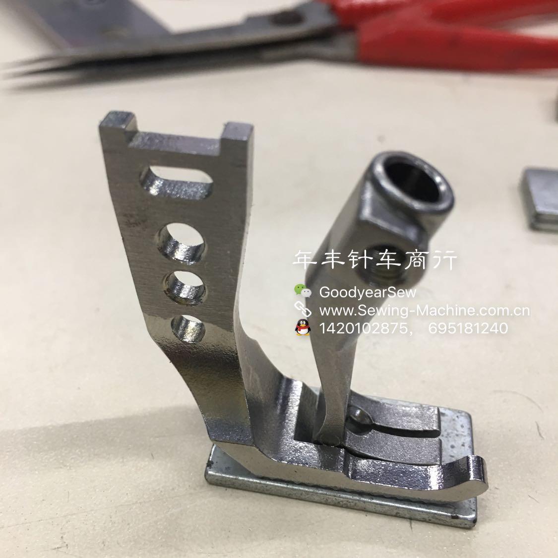 PFAFF 335, 145, 545, 1245 High-Headed Car Straight Foot 91-049585-04 91-049269-04 Press Foot