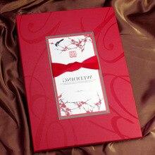 Wedding Check-in Guest Book for Wedding Banquet Guest  Title Booklet Bird Signature Book  Wedding Supplies guest