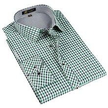 Мужские клетчатые повседневные рубашки контрастного цвета, Новое поступление, мужские деловые рубашки, модные дизайнерские рубашки с круглым подолом
