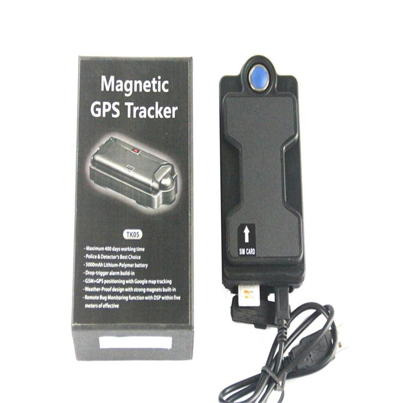 TK05 Impermeabile GPS Per Auto Tracker GSM GPS Loactor Per L'automobile del Camion di Telecomando Monitoraggio Audio di Goccia di Allarme APP Web Gratuito A Vita pista - 6