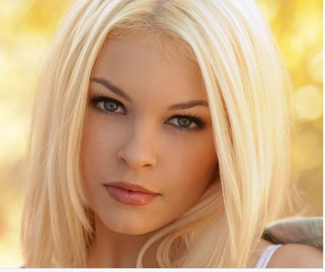 China Factory Brazilian Remy Beautiful Blonde Hair Color For Women
