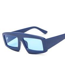 85aeb30c28e8f0 Petite lentille nouveau hommes femmes 2018 rétro de luxe marque designer  carré mode hexagone lunettes de soleil festival drôle S..