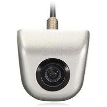 170 degree Universal Reverse Camera Car Rear View Camera CMOS Camera Parking silver