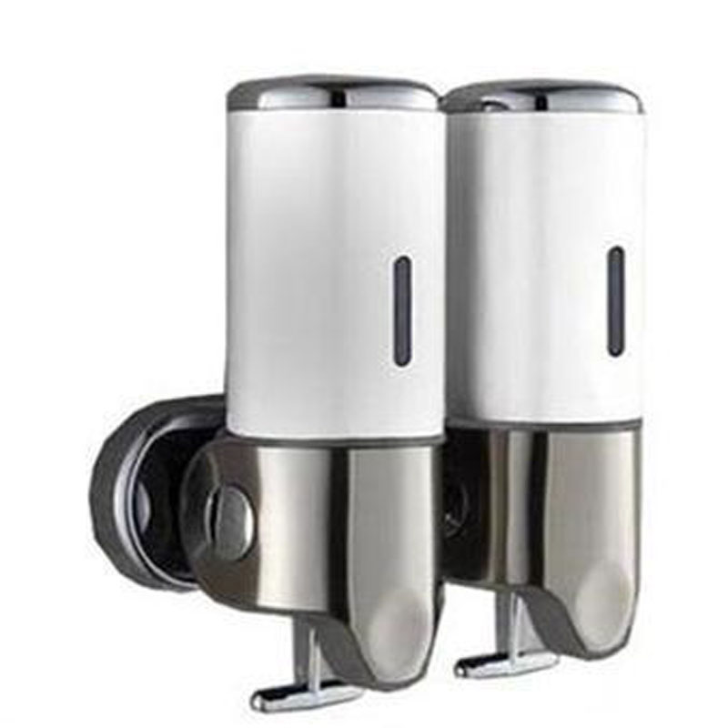 triple soap dispensers