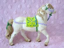 solid pvc figure Genuine simulation model toy Mythical horse