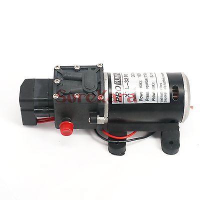 цена  T-YA DC 12V 100W Self-priming Booster Diaphragm Water Pump Automatic Pressure Switch 300L/H For Car washing  онлайн в 2017 году