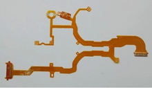 2PCS NEW Lens Back Main Flex Cable For SONY DSC-RX100 DSC-RX100 II RX100 M2  Digital Camera Repair Part NO Socket