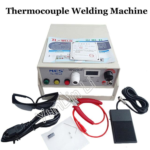 Thermocouple Welding Machine Rechargeable Spot Welder Fine Wire ...
