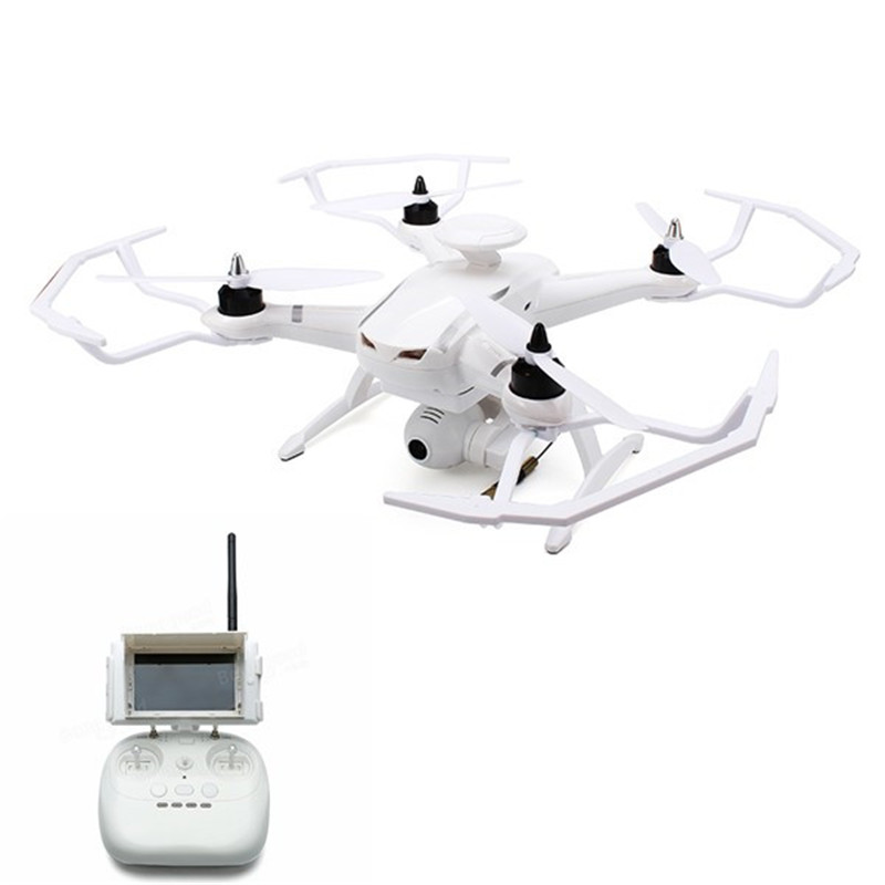AOSENMA CG035 Brushless Doppio GPS 5.8g FPV 1080 p HD Giunto Cardanico Della Macchina Fotografica Follow Me Headless Modalità RC Drone Quadcopter VS Bayangtoys X21