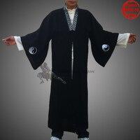 Пользовательские Удан даосский халат даосизм тай чи равномерное кунг фу боевых искусств Шаолинь монах тайцзи костюм