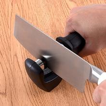 1 Pcs Knife Sharpener 3Professional Kitchen Sharpening Stone Diamond Ceramic Tool Knives Accessories