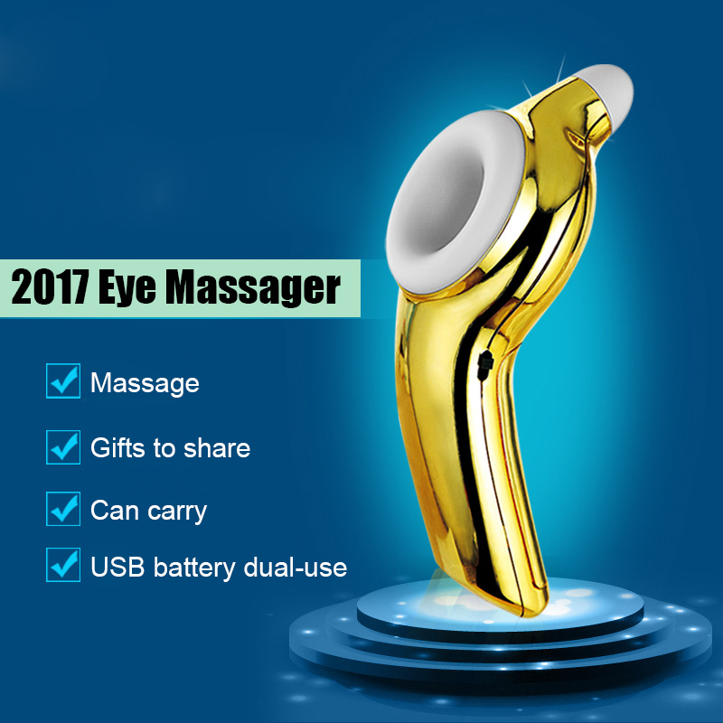 Electric Vibration Eye Massager Handheld Eye Care Stick Fatigue Relief health care Mini Massage Device 2Color Relaxation product health care supplies low level laser therapy popular japan av mini massager vibrator with vaginal massage popular japan av mini