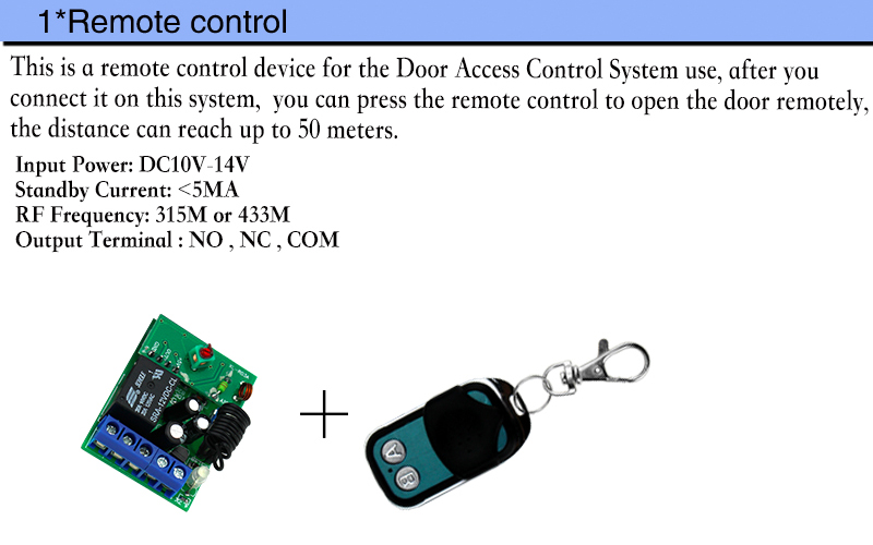 Access OBO Control Kit 13