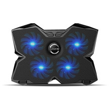 Pocket book Cooler 2 Ice Magic 2 Laptop Laptop computer Cooling Pad Chassis Exhaust Fan Bracket 14 Inch 15.6