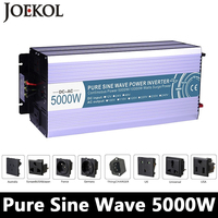 High Powe 5000W Pure Sine Wave Inverter DC 2V 24V 48V To AC110V 220V Off Grid