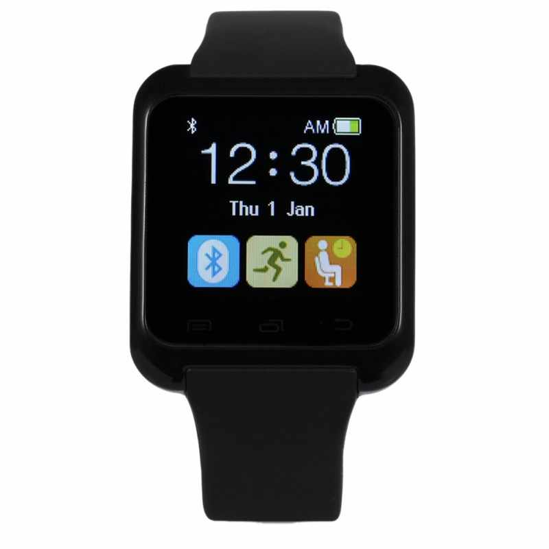 Gift Smart Band Bluetooth Smart Watch U8 Wristwatch Message Notification Smartwatches for Android Watches Iphone Remote Camera