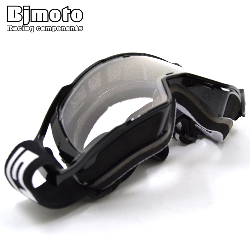 BJMOTO Motocross Goggles Glasses Cycling Eye Ware MX Off Road Helmets Goggles Sport Gafas For Motorcycle Dirt Bike Racing Goggle