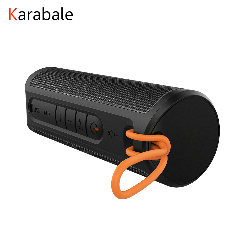 Stereo Speakers Party Play-Time Outdoor Waterproof Portable Wireless 10W Bluetooth
