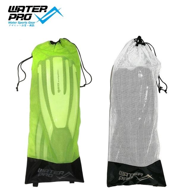 Water Pro Snorkeling Swim Fin Mesh Gear Bag