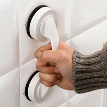 1 шт. Ванная Комната Противоскользящая съемная ручка подлокотник для душевой комнаты ручки холодильника с супер сильной присоской для большей безопасности