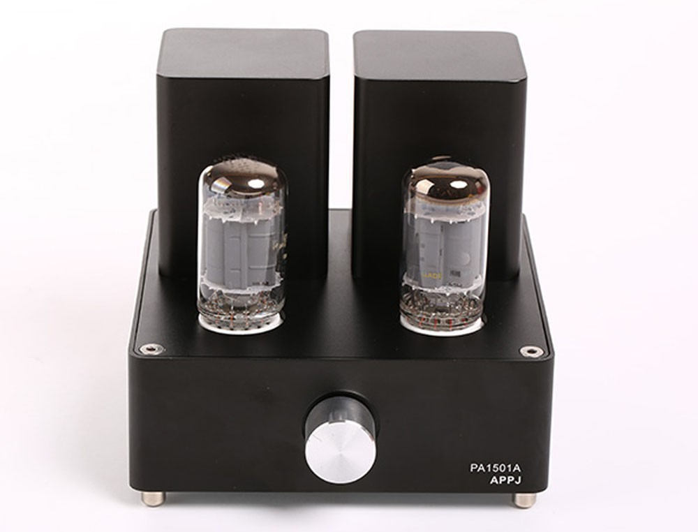 APPJ PA1501A 6AD10 MINI amplificateur à lampes HIFI bureau Audio à domicile 3.5W + 3.5W GD-PARTS vanne ampli 1PC Version de mise à niveau de PA0901A