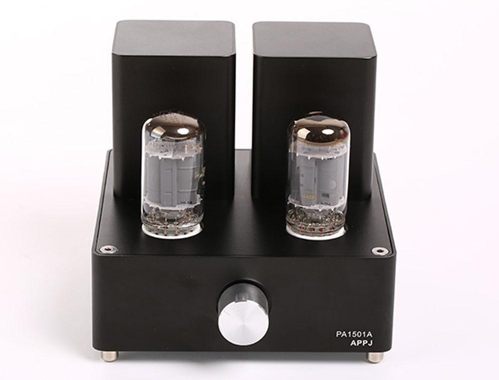 APPJ PA1501A 6AD10 MINI amplificateur à lampes HIFI bureau Audio à domicile 3.5W + 3.5W GD-PARTS vanne ampli 1PC Version de mise à niveau de PA0901A