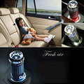 Practical Auto Car Mini Fresh Air Purifier Air Freshener Oxygen Bar Ionizer Eliminate peculiar smell quickly