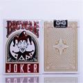 1 Deck Price Bicycle Joker Club 808 Playing Cards  Magic Tricks Magic props Toy 81287
