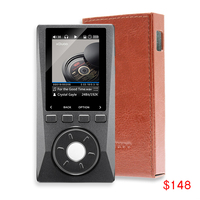 MP3 Player XDUOO X10 Portable High Lossless DSD64 Music Players Support Free Leather Case $148 Gife 128gb