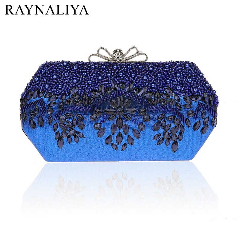 Luxury Fashion Designer Minaudiere Beaded Evening Bags Women Wedding Bridal Golden Crystal Diamond Clutch Banquet Smysfx-e0212 women custom name crystal big diamond clutch full crystal hot selling 2017 new fashion evening bags 1001bg
