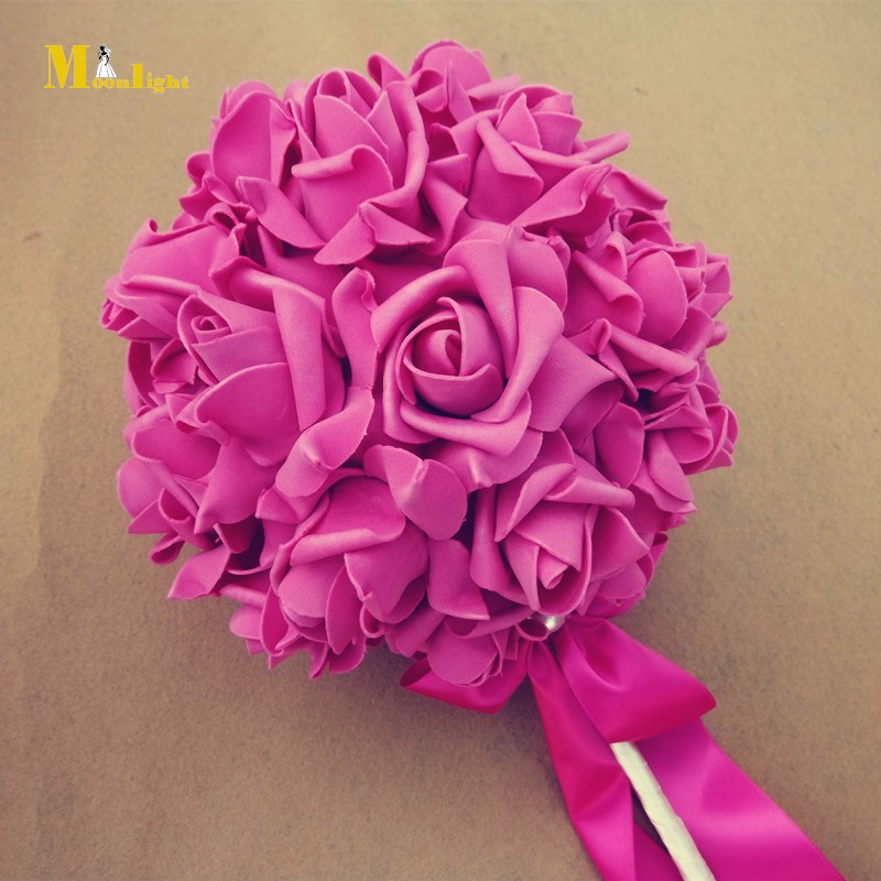 Pink And Purple Wedding Bouquets Photo Al Fancix