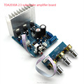 Free Shipping Tda2030a 2.1 3 audio encoding finished products subwoofer amplifier board tda2030 bass knob