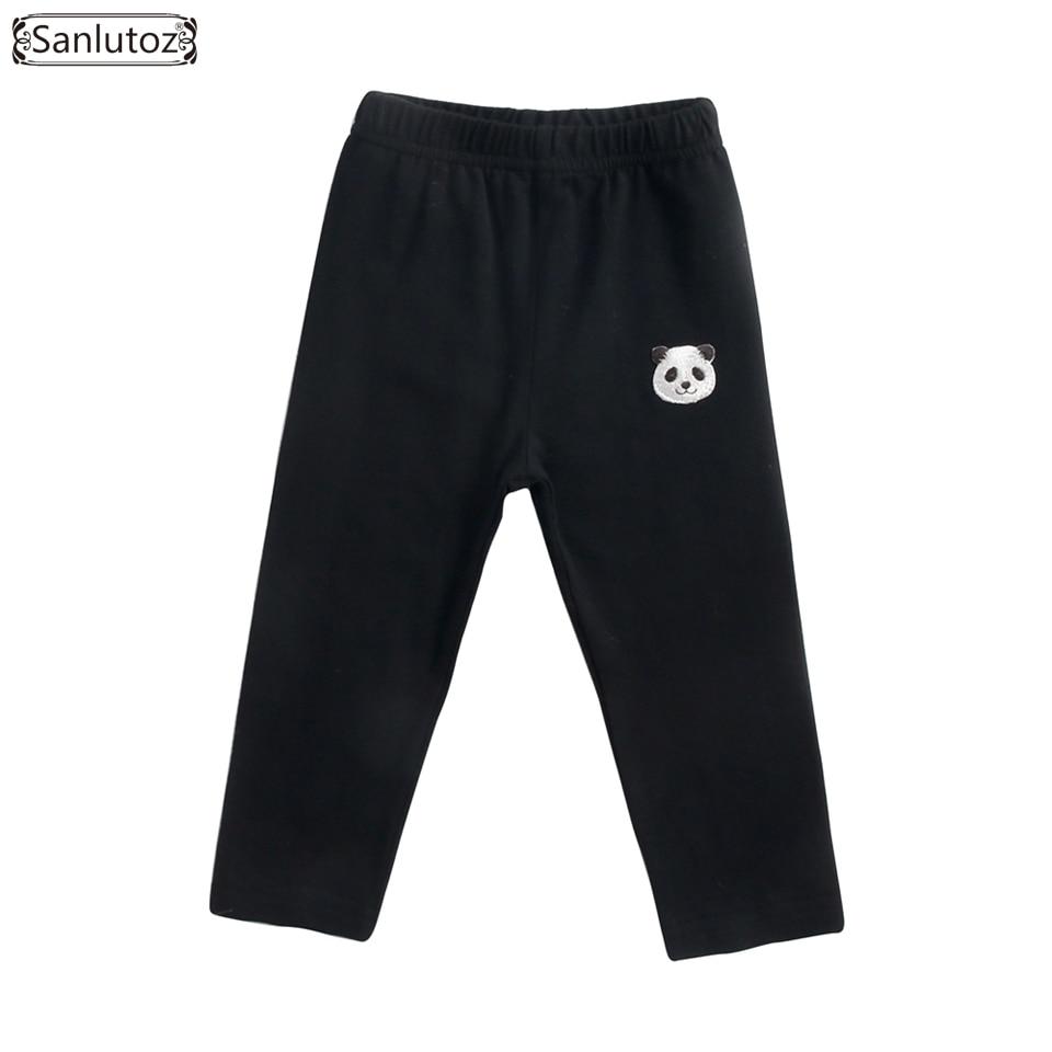 Sanlutoz Animal Cotton Harem Pants Baby Cute Baby Winter Leggings Warm Pants for Girls