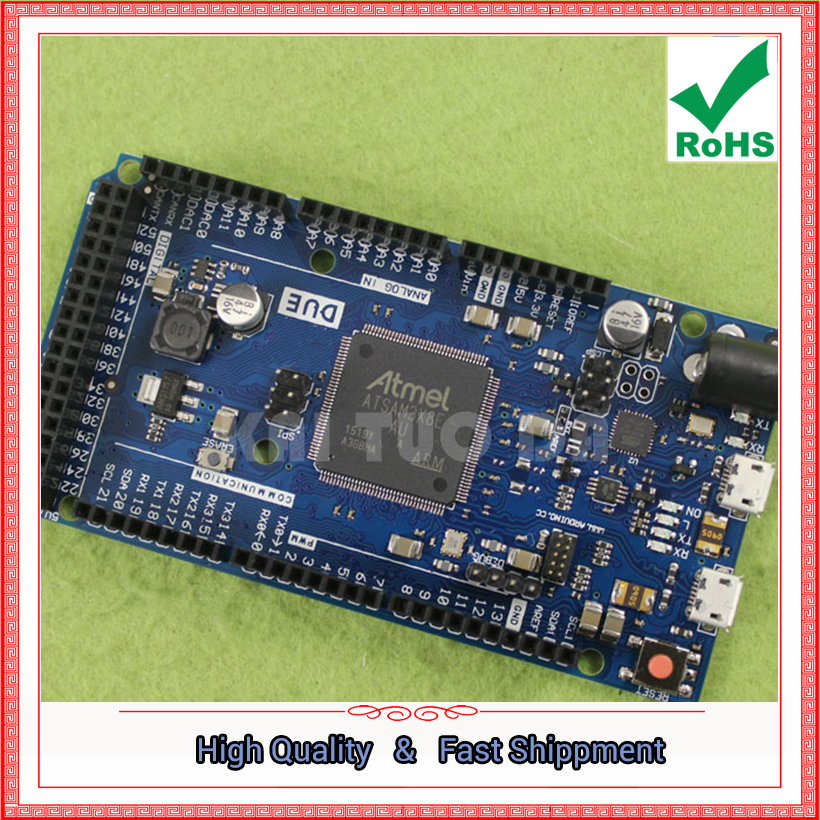 Free Shipping 1pcs sun state UNO Ar duino DUE R3 first ARM32 bit master immersion process