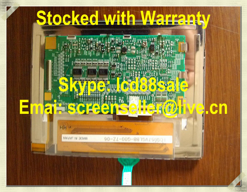 best price and quality  TCG057VGLBB-G00  industrial LCD Displaybest price and quality  TCG057VGLBB-G00  industrial LCD Display